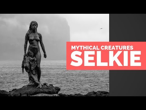 Selkie - Mythical Creatures Bestiary