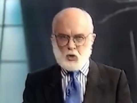 James Randi and a Graphologist
