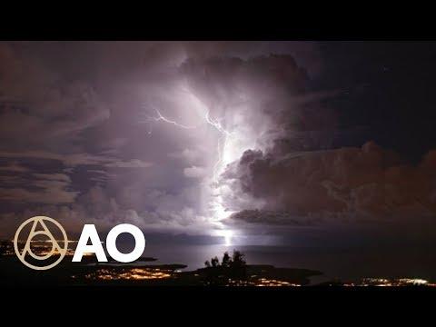 See Venezuela's Everlasting Lightning Storm