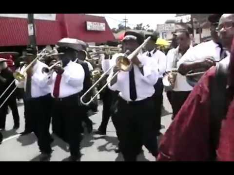 New Orleans Jazz Funeral March