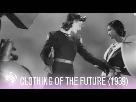In The Year 2000: Fashion Predications from 1939 | Vintage Fashions