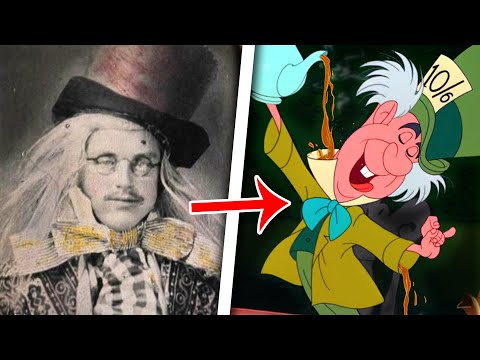 The Messed Up Origins of The Mad Hatter | Disney Explained - Jon Solo