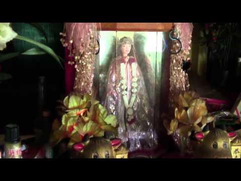 The German Girl Shrine, Pulau Ubin, Singapore, 15-3-12
