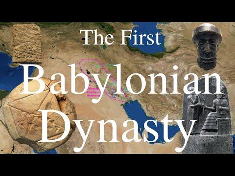 The First Babylonian Dynasty ~ Ancient Mesopotamia ~ Hammurabi ~ Documentary