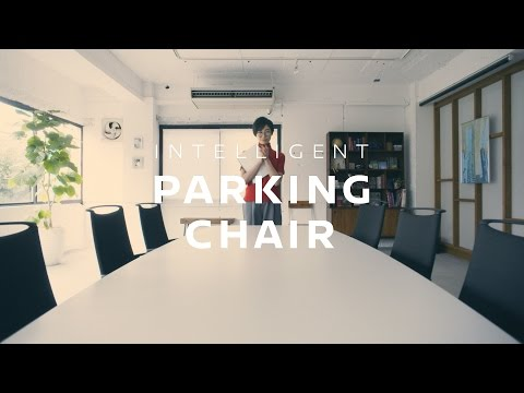 【TECH for LIFE】INTELLIGENT PARKING CHAIR | Inspired by NISSAN #技術の日産