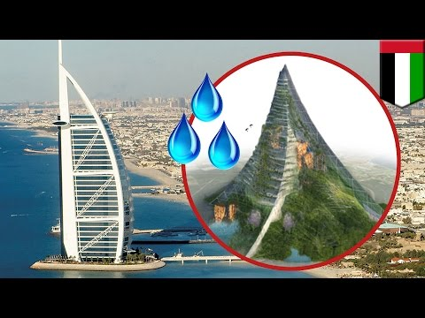 Middle East water crisis: UAE plans man-made mountain to increase rainfall - TomoNews