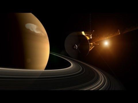 NASA | Saturn's Record-Setting Storm