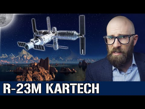R-23M Kartech: The Only Space Cannon Ever Made