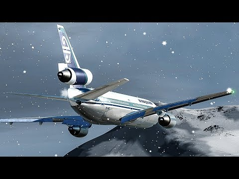 Passenger Plane Crashes in Antarctica | Mt. Erebus Disaster | Air New Zealand Flight 901 | 4K