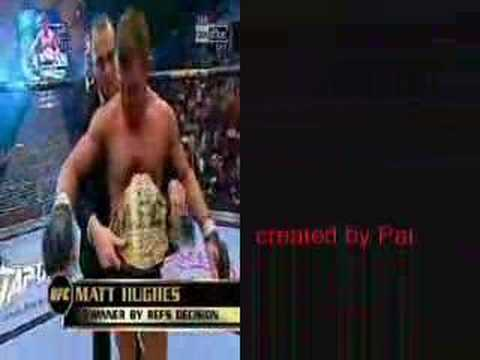 Matt Hughes Highlight video!!