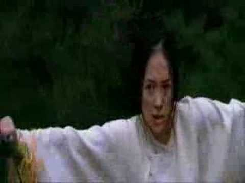 Through The Bamboo Forest(Fight Scene )