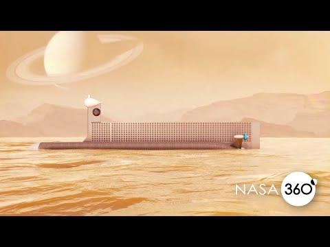 NASA 360 Talks - Titan Submarine