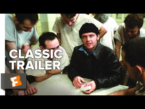 One Flew Over The Cuckoo's Nest (1975) Official Trailer #1 - Jack Nicholson Movie HD
