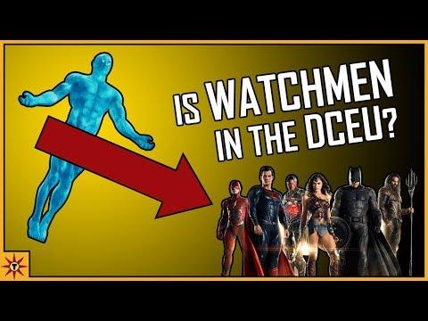 DCEU Watchmen theory: is Watchmen part of the DCEU?