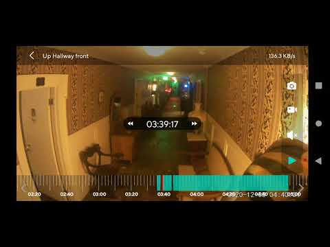 Ghost caught on camera at The Historic Jefferson Hotel.