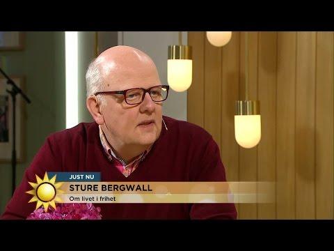 Sture Bergwall ger sin syn på sitt liv i ny bok - Nyhetsmorgon (TV4)
