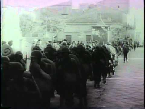 The Invasion Of Sicily (1943)