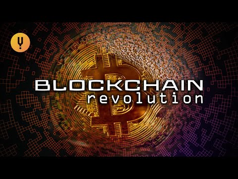 The Blockchain Revolution