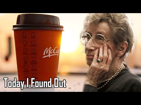 The Truth About the Infamous McDonald's Hot Coffee Incident