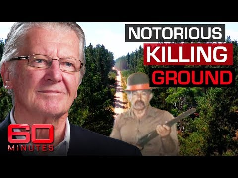 Detective who caught Ivan Milat says Belanglo Forest is pure evil | 60 Minutes Australia