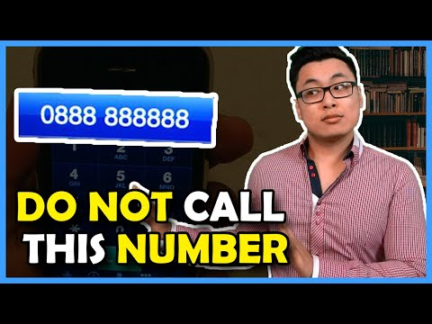 0888-888-888 The Cursed Phone Number!