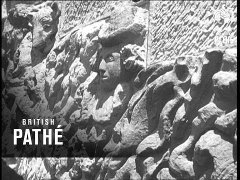Bridge Carved By Convict, In Australia (1963)