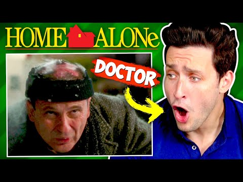 Doctor Reacts To Home Alone Injuries