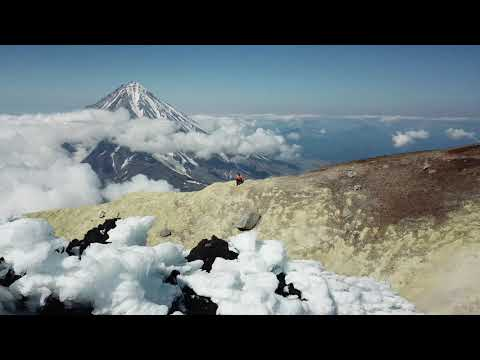 Avachinsky Volcano 2019