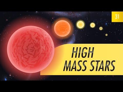 High Mass Stars: Crash Course Astronomy #31
