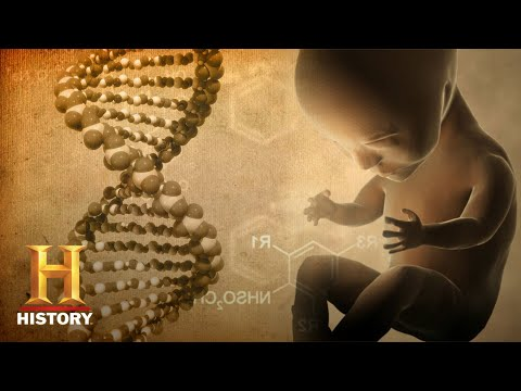 Ancient Aliens: HIDDEN ALIEN CODE IN DNA UNCOVERED (Season 13) | History