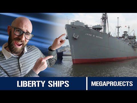 Liberty Ships: Extraordinarily Ordinary