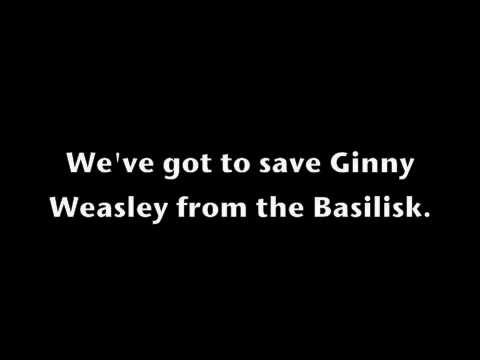 Harry and the Potters-Save Ginny Weasley with lyrics