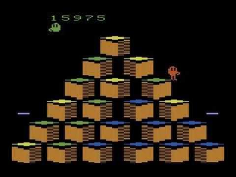 Atari - Q-Bert