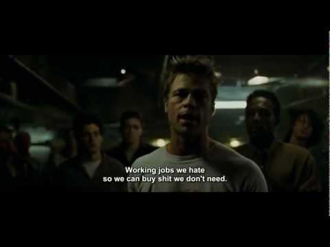 Fight Club Speech