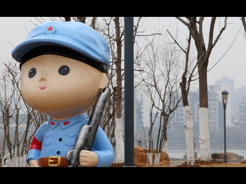 Take a look inside one of China's massive Communist-themed parks