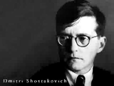 Shostakovich String Quartet No. 8 in C Minor (II)