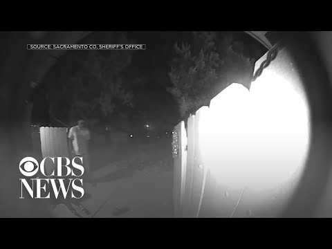 Sacramento sheriff's video shows dramatic moments before woman killed