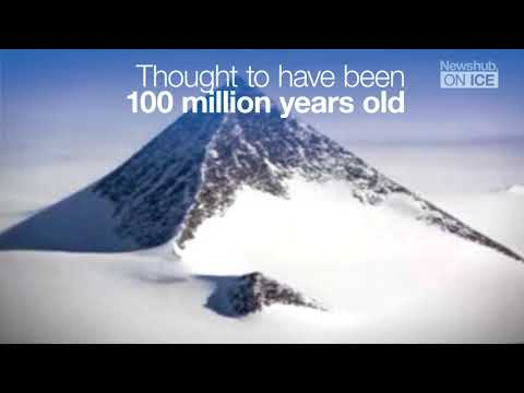 Nazis and pyramids: What's really going on in Antarctica? | Newshub