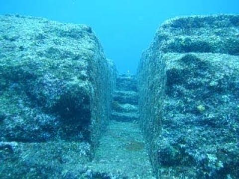 Pavlopetri, Greece ~ Underwater 5,000 Year Old(?) City
