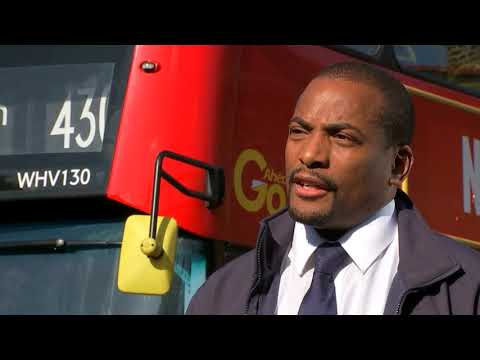 Bus driver whose quick actions saved a woman's life