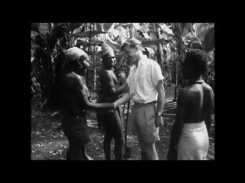 David Attenborough in PNG