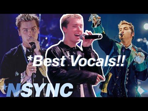 Lance Bass Best Vocals (Nsync)