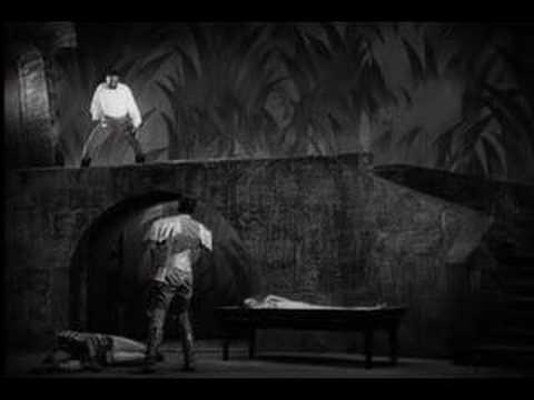 "Orson Welles' ""Voodoo"" Macbeth"