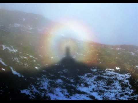 Brocken Spectre In The English Lake District..wmv