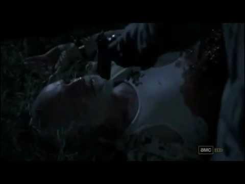 The Walking Dead - Dale's death | The saddest scene ever