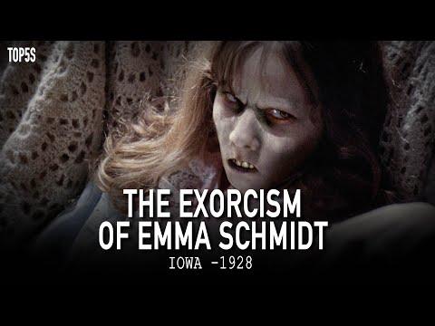 The Horrifying and Evil Exorcism of Emma Schmidt: Americas Most Horrific Case of Exorcism
