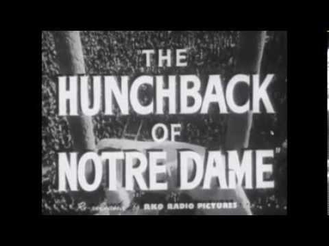 Hunchback Of Notre Dame 1939 Trailer