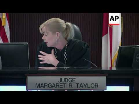 Parents of Suspected Tampa Killer Face Judge