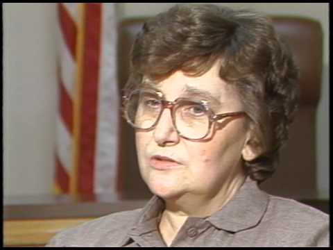 Velma Barfield Death Row Interview