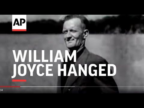 WILLIAM JOYCE HANGED